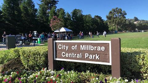 Millbrae Clean Up
