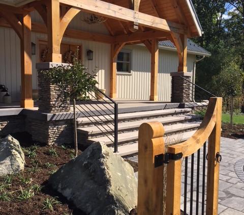 Timber Frame Home