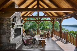 Log Home Builder