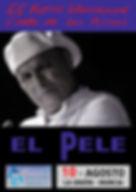 EL PELE con Producciones de Flamenco Sampedro