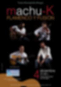MACHU-K CON Producciones de Flamenco Sampedro