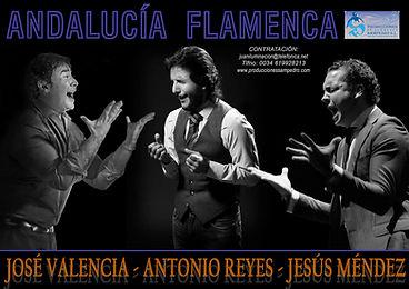 ANDALUCÍA FLAMENCA CON PRODUCCIONES DE FLAMENCO SAMPEDRO