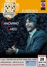 RANCAPINO CHICO con Producciones de Flamenco Sampedro