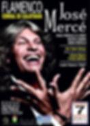 JOSÉ MERCÉ con Producciones de Flamenco Sampedro