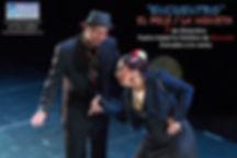 EL PELE Y LA MONETA CON Producciones de Flamenco Sampedro