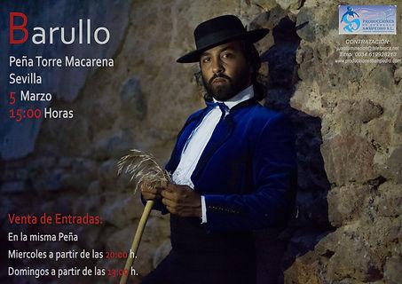 EL FARRU CON Producciones de Flamenco Sampedro