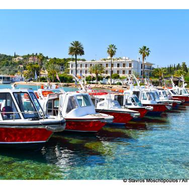 Porto Heli, Peloponnese, Greece