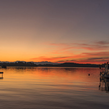 Sunset, Porto Heli, Peloponnese, Greece