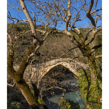 Karytaina - The Old stone bridge