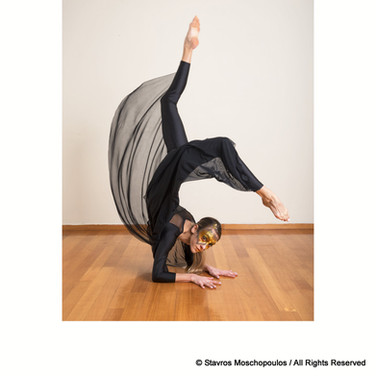 Areti Noti - Greek National Opera Ballet