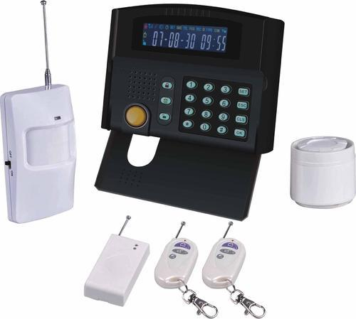 intrusion burglar alarm