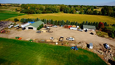 Performance Landscaping - Aerial Photo -