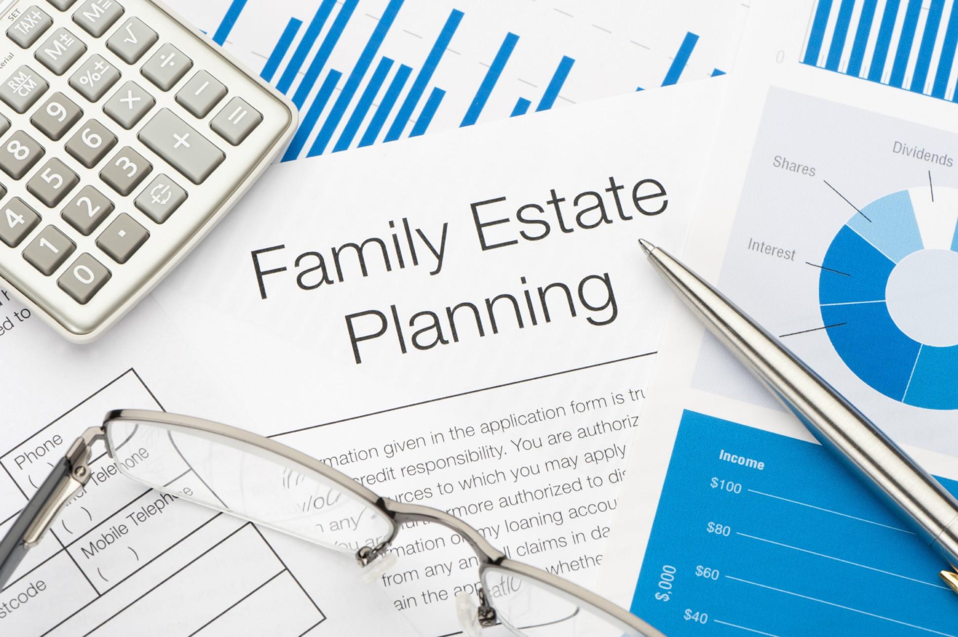 Estate Planning- Initial