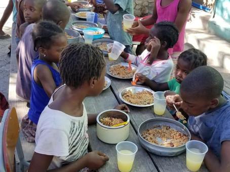 Ação Social no Haiti