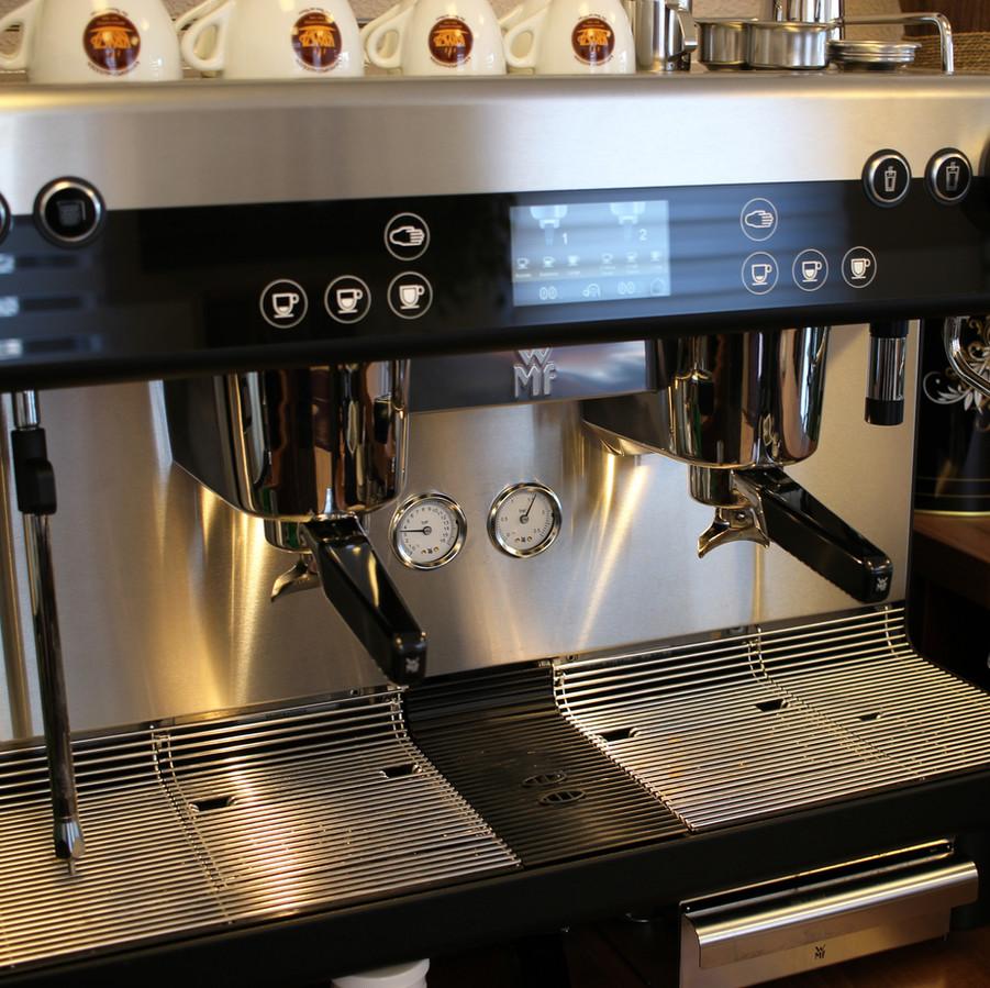 WMF Espresso bei Krysa