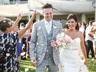Beautiful Wedding At Hudson's Stellenbosch