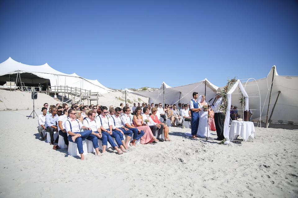 wedding ceremony photographed by Zandri du Preez Photography Wedding Photographers Cape Town