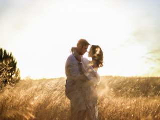 Engagement Photoshoot, Somerset West, Cape Town