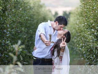 Engagement Photoshoots in Cape Town