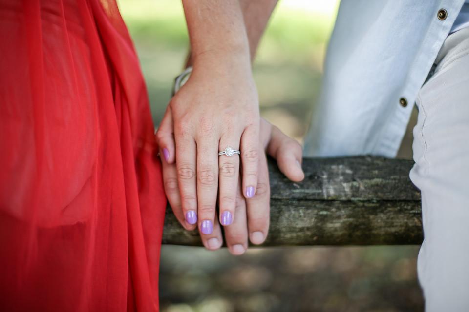 engagement photoshoot ideas