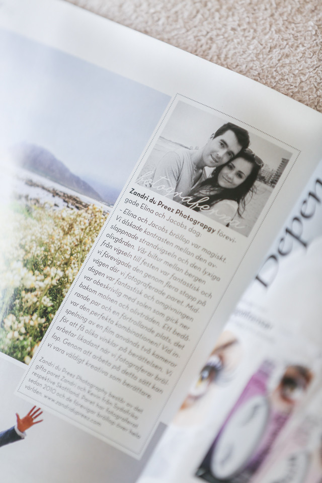 Wedding Magazine Wedding Photographers