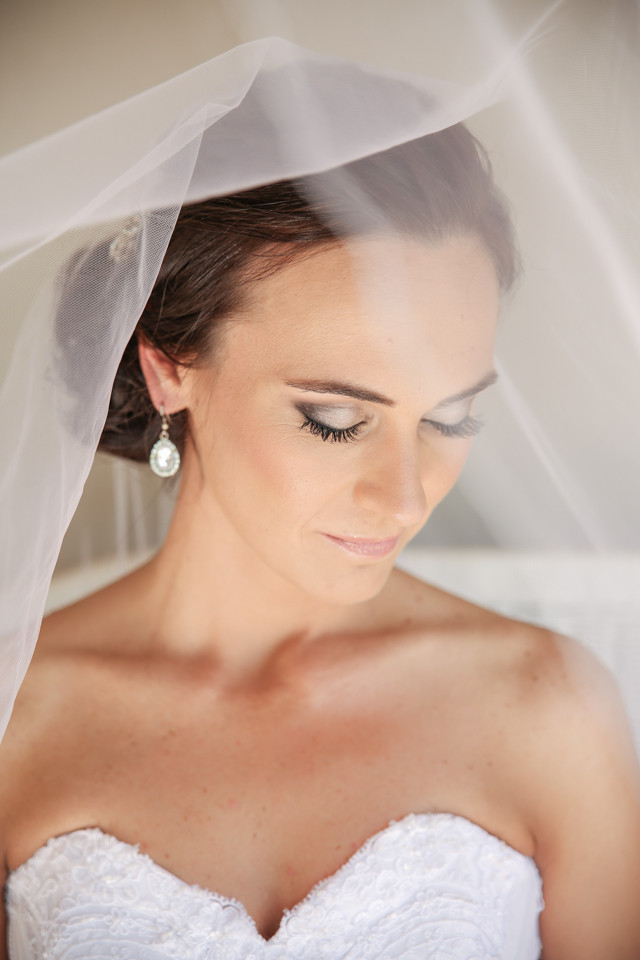 Stunning bride cape town wedding photographer