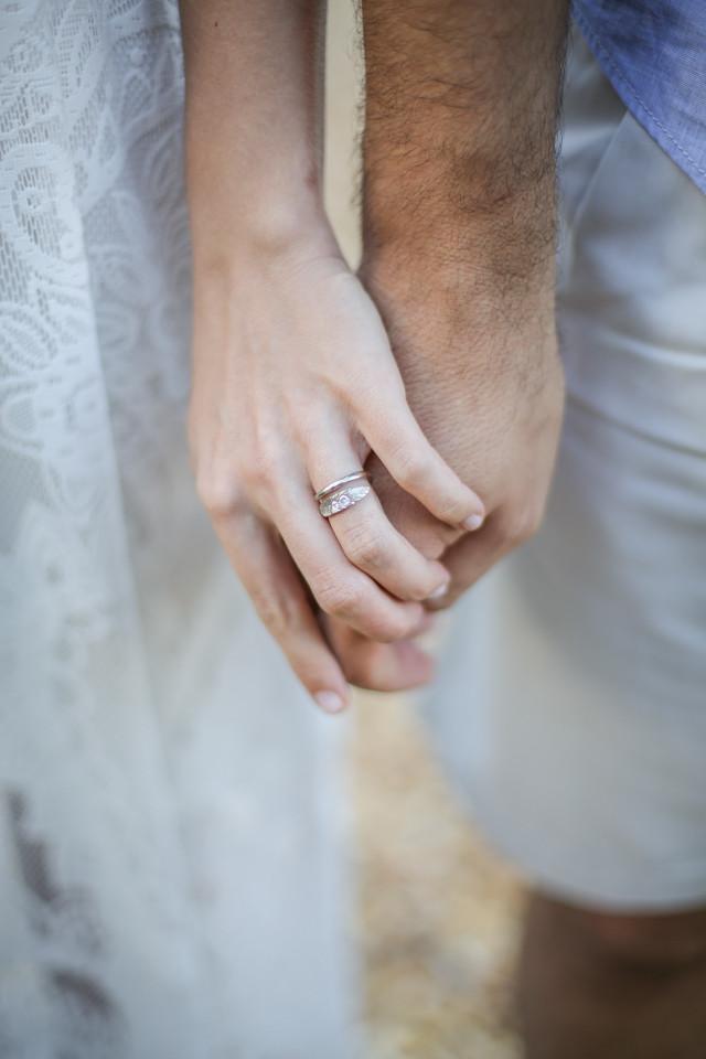 engagement ring engagement photoshoot