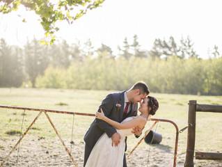 Beautiful Stellenbosch Wedding at Natte Valleij Wedding Venue