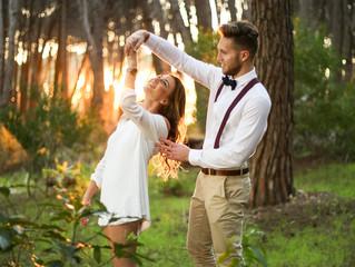 Engagement Photoshoot, Stellenbosch