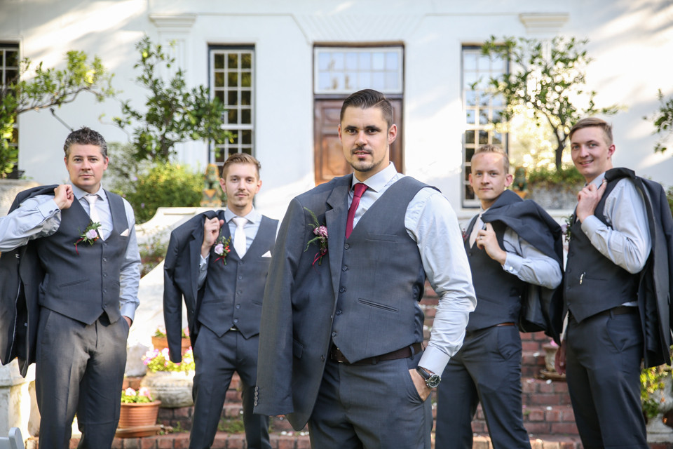 bridal party photos photographed by Zandri du Preez Photography Wedding Photographers Cape Town