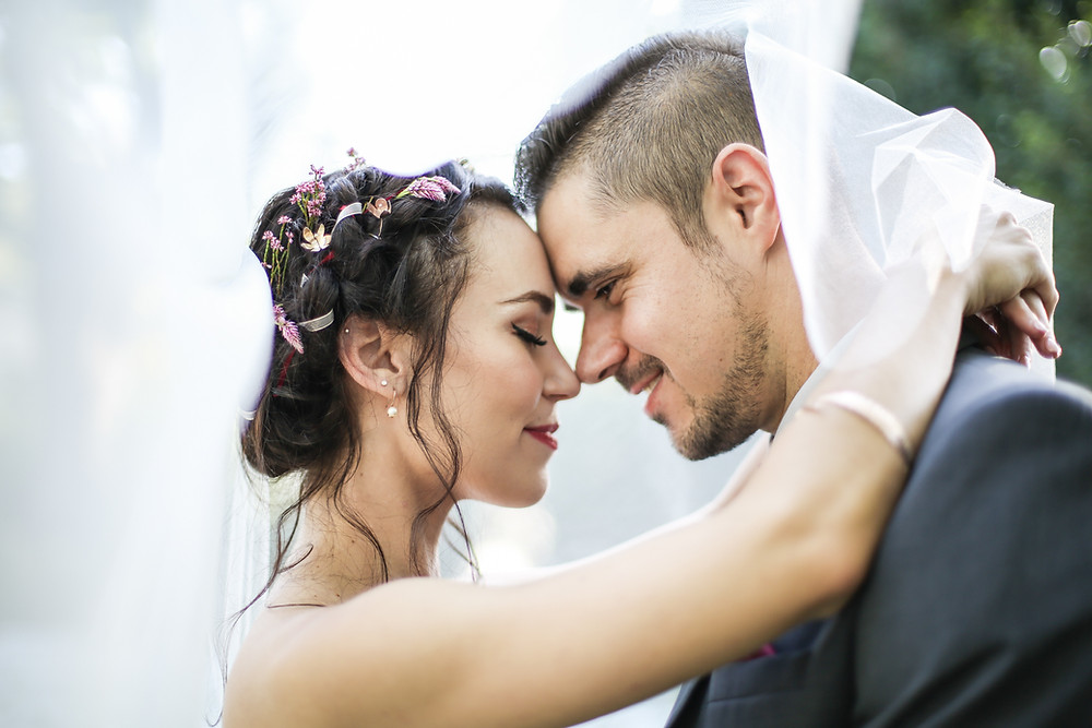 beautiful bride and groom wedding photographers cape town