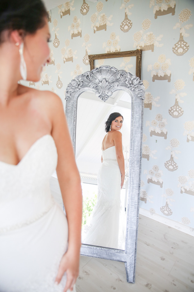 Beautiful bride wedding photographers cape town