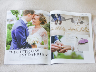 Wedding Magazines & Wedding Photographers...