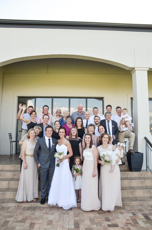 wedding family photos photographed by Zandri du Preez Photography Wedding Photographers Cape Town