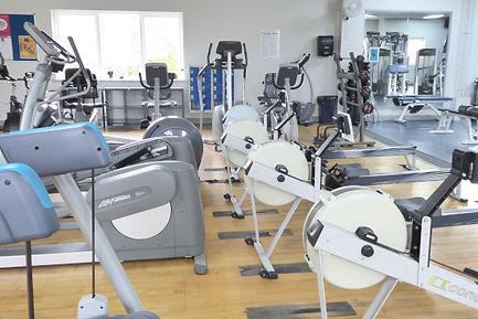 friendly, light, airy gym near didsbury and heaton moor