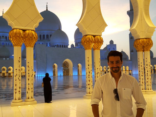 Abu Dhabi e Dubai