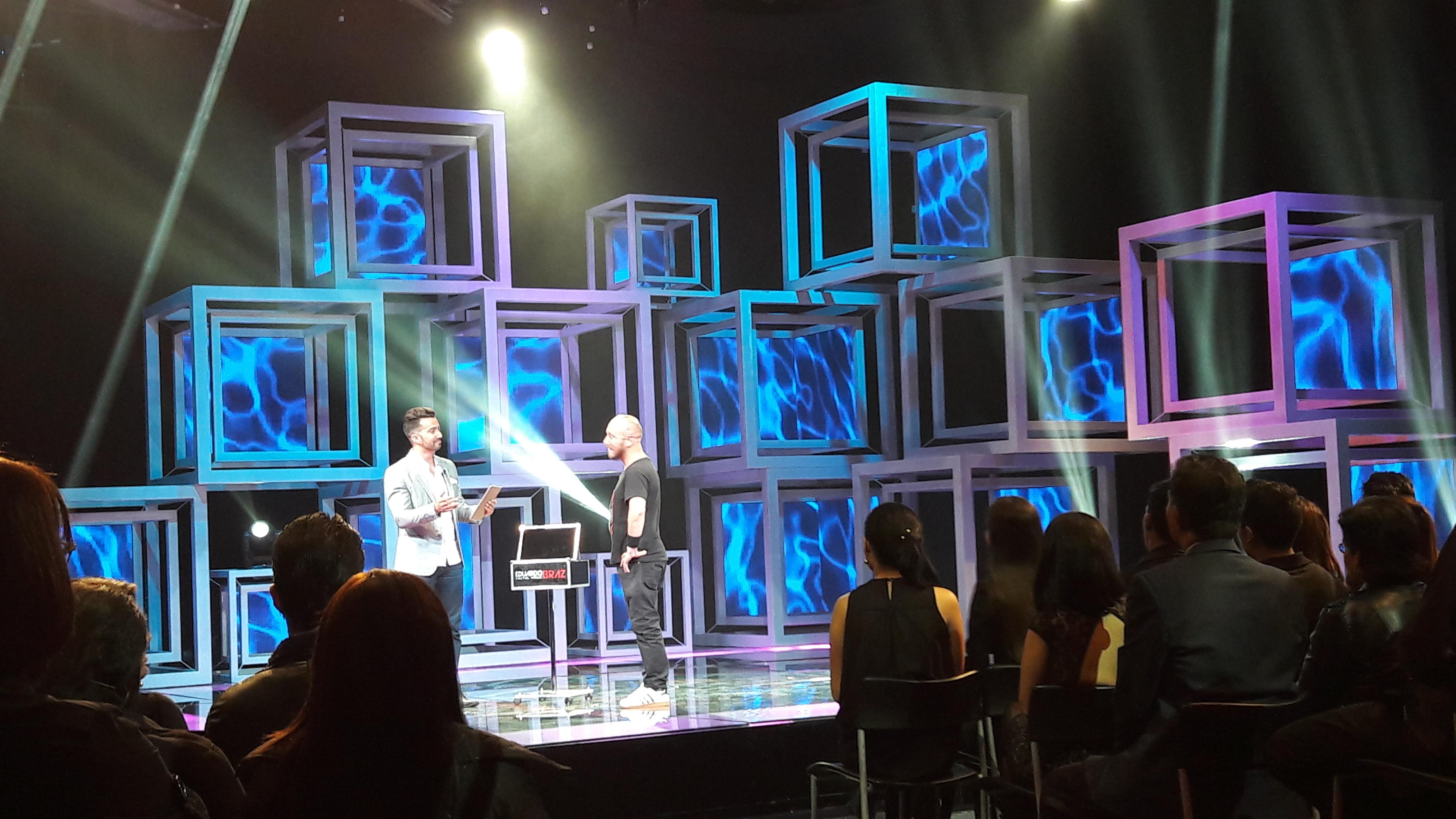 Eduardo Braz - Caracol TV