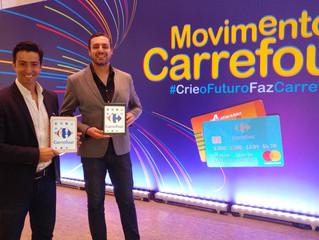 Liga dos Mágicos faz evento do Carrefour