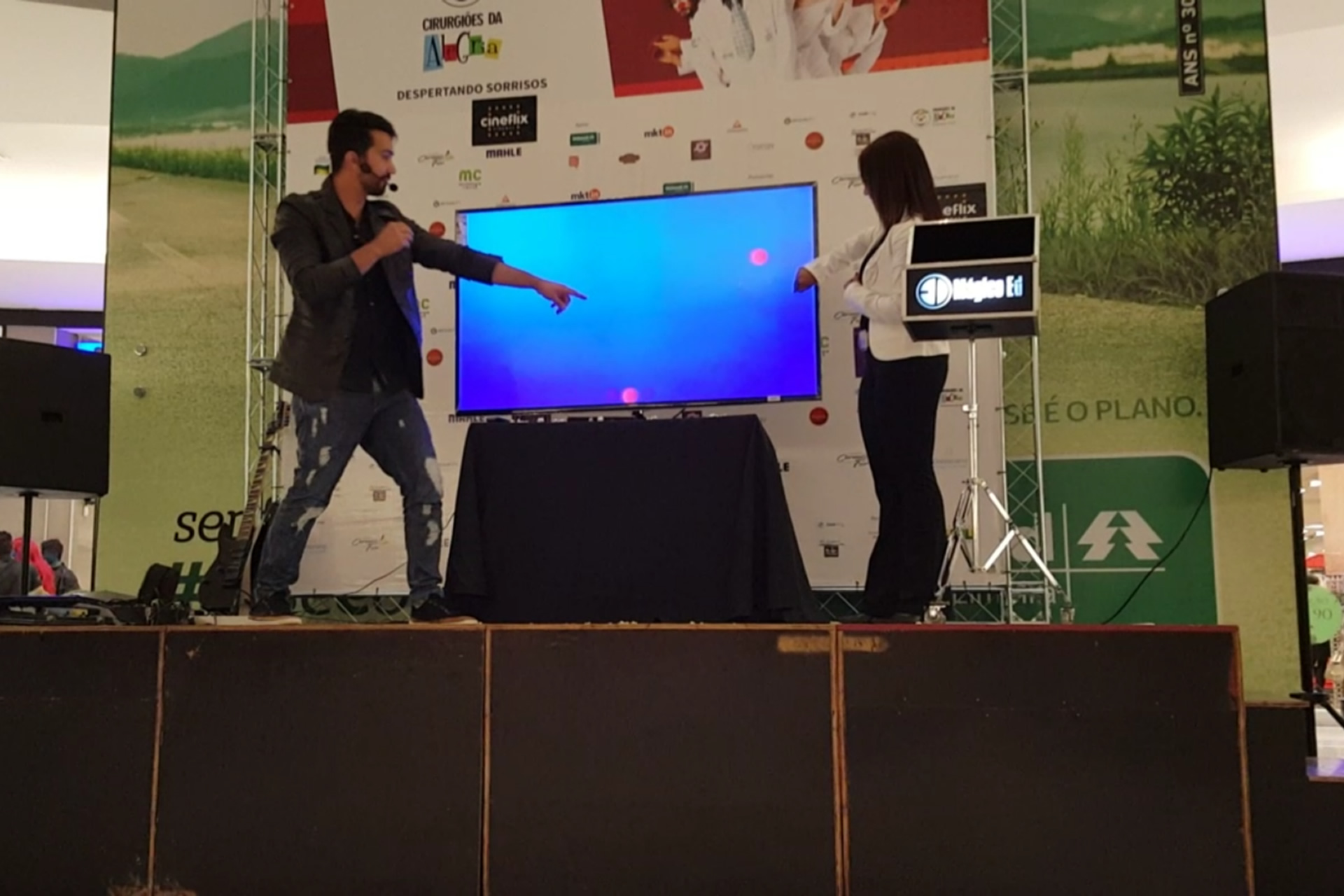 Eduardo Braz - TV Magic