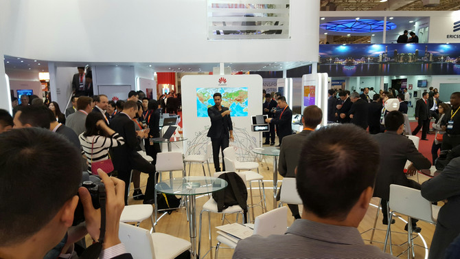 Futurecom 2015 - Huawei