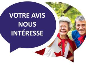 Participez à notre enquête sur l'image et la place des seniors dans notre société !