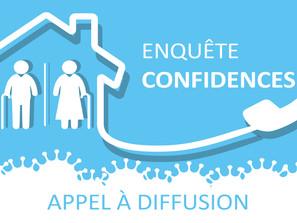 Lancement d'une enquête sur l'impact du confinement sur les seniors à domicile en Île-de-France