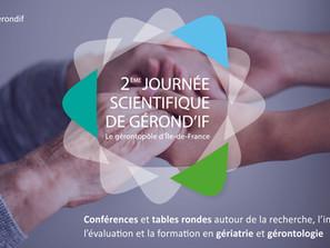 2ème Journée Scientifique de Gérond'if