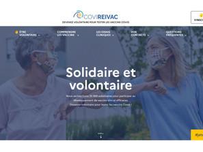 Vaccins Covid-19 : l'Inserm lance un appel aux volontaires pour tester les vaccins