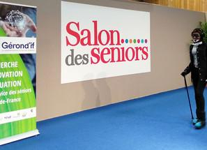 Salon des seniors 2019 : Venez assister à nos conférences autour du bien vieillir !