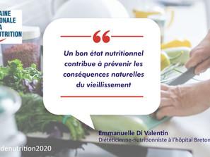 Repérer & prévenir la dénutrition des personnes âgées: Conseils d'une diététicienne-nutritionniste