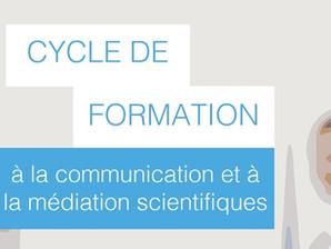 Gérond'if participe au cycle de formation à la communication scientifique