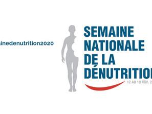Semaine nationale de la dénutrition 2020