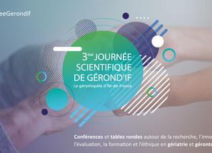 3ème Journée Scientifique de Gérond'if