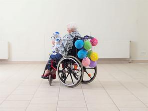 « L'année du robot », une expo itinérante qui ouvre la réflexion sur le relation seniors et robots